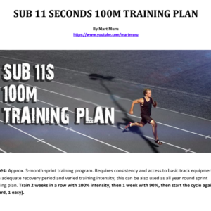 Run Faster Instantly! (For beginners only!) - Fast Running Club