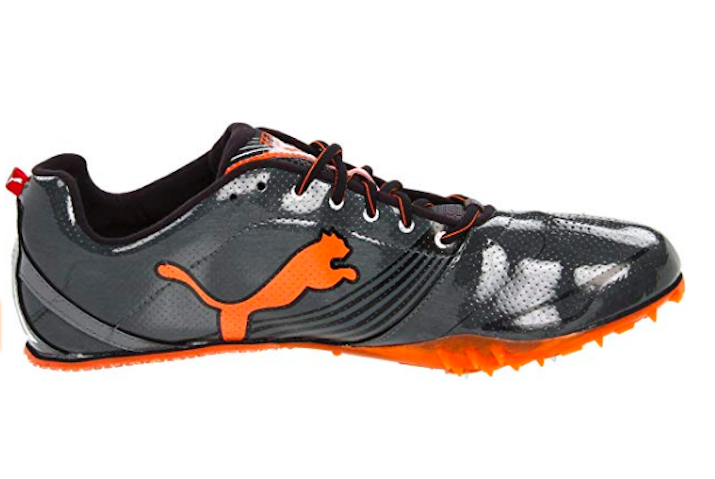 Puma complete fit TFX Sprint Spikes for the 100m