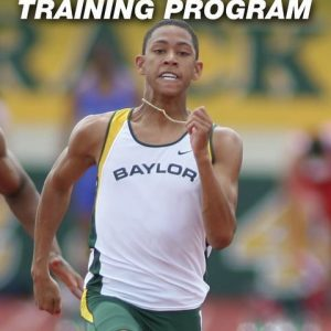 Clyde Hart 200/400m speed development training